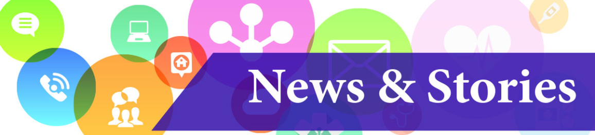 News stories and media on individuals who have chronic conditions