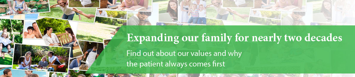 Assisting patients and families with chronic conditions for two decades