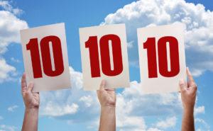 ARJ Infusion Services received hundreds of surveys back on satisfaction.
