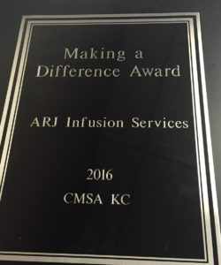 Case Managment Society of America-Kansas City and home infusion provider