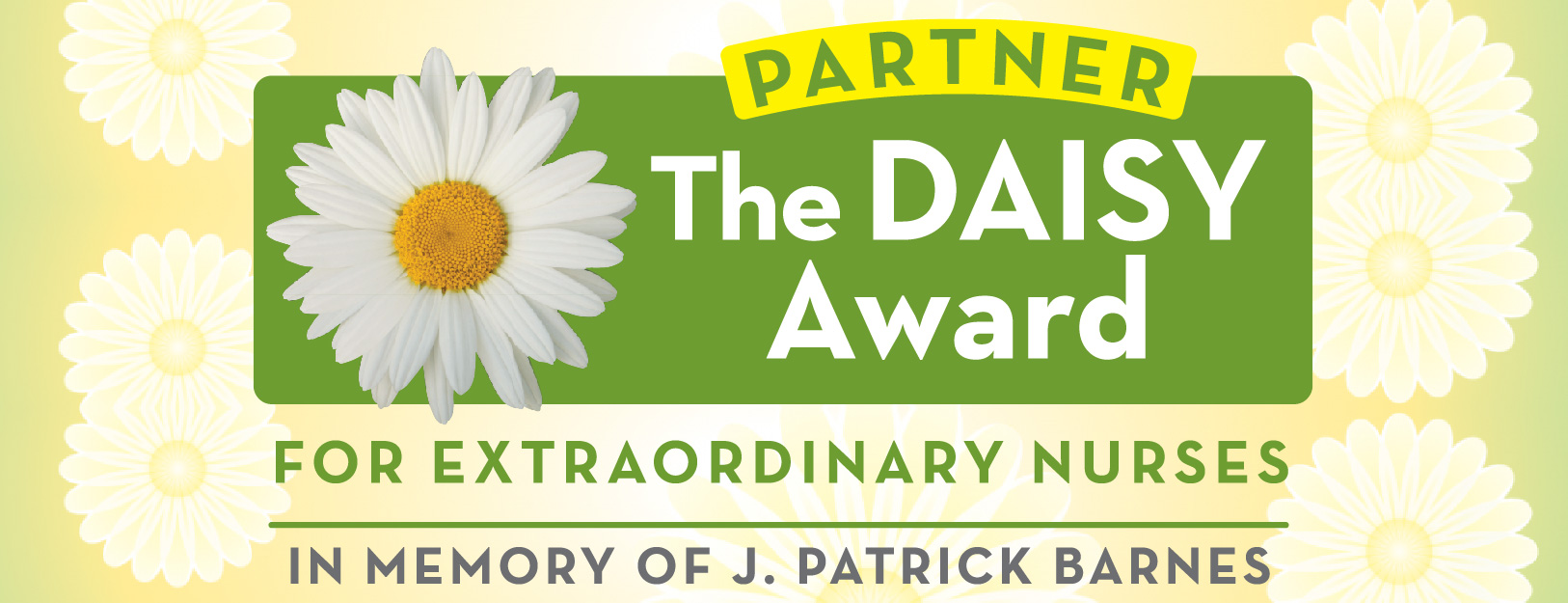 ARJ Infusion Services Partners with The DAISY Foundation for The DAISY Award.