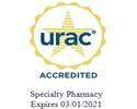 URAC Seal Acredited