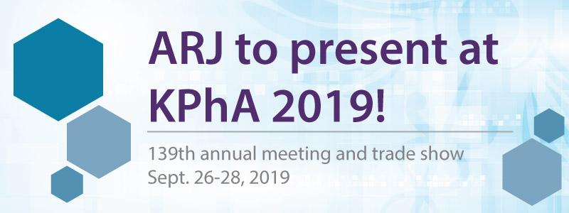 ARJ Infusion Service Specialty Pharmacy KPhA 2019