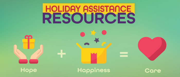 Holiday Clothes, Food, Resources. ARJ Infusion Services Specialty Pharmacy