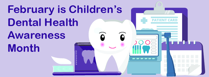 Children's Dental Health Month ARJ Infusion Services